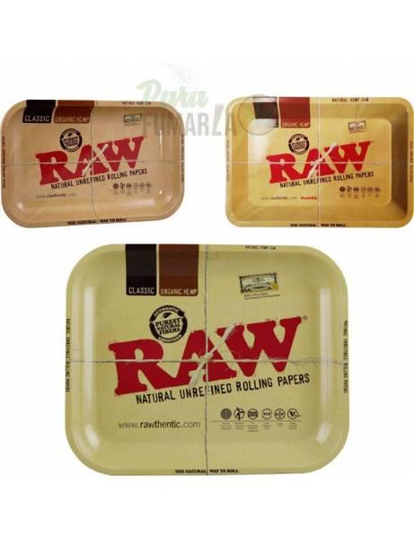 Bandeja RAW logo oficial