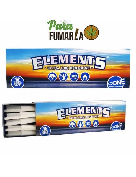 conos elements king size 40 unidades