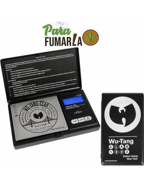 Báscula digital Wu-tang Clan. 100g. 0,01g.