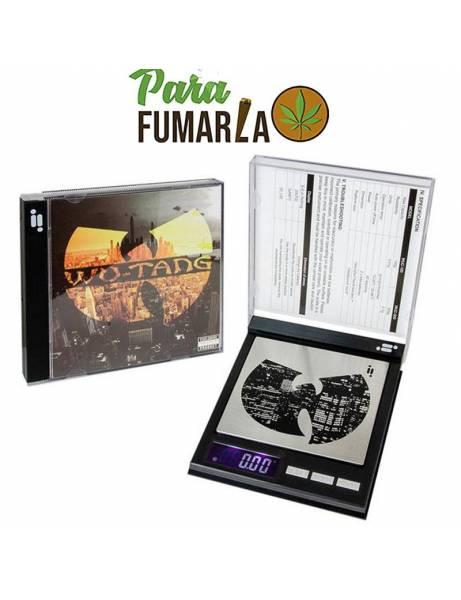 báscula digital Wu-tang CD