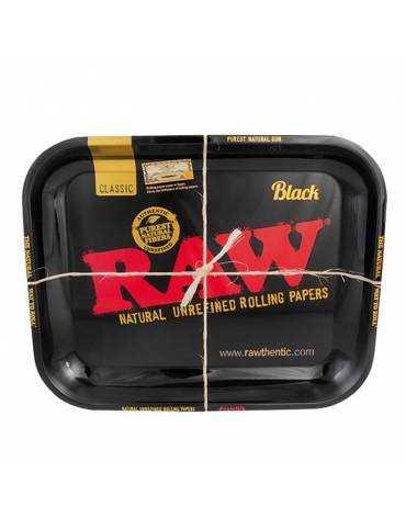bandeja raw negra