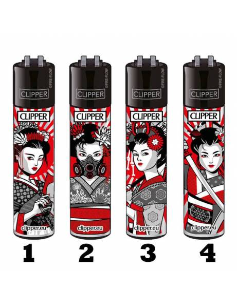 Clipper geishas