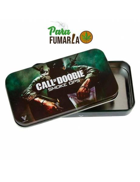 Caja metal Call Of Doobie Smoke ops