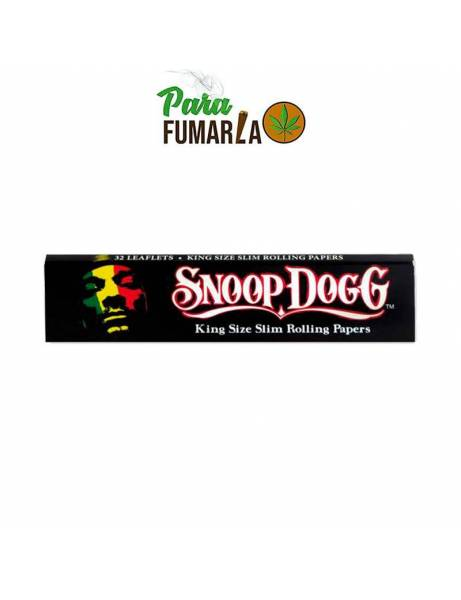 Papel Snoop Dogg King Size.