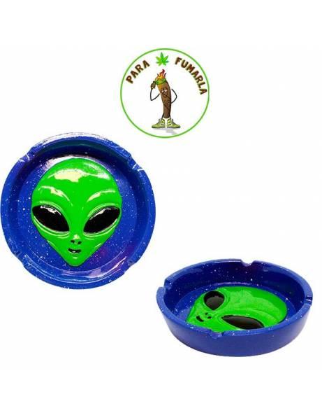Cenicero UFO Alien.