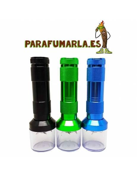 grinder eléctrico para marihuana