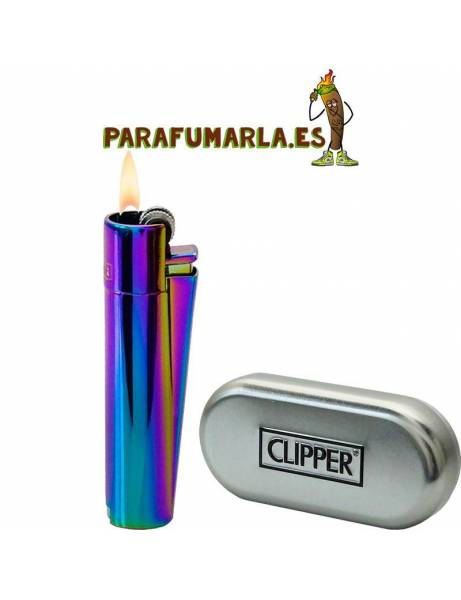 clipper metal rainbow