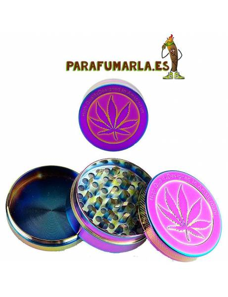 Grinder color Gasolina 50mm 3p