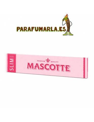papel pink mascotte
