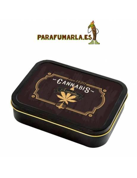Caja metal Cannabis Association