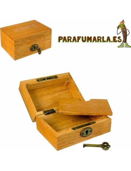 caja de madera para secado