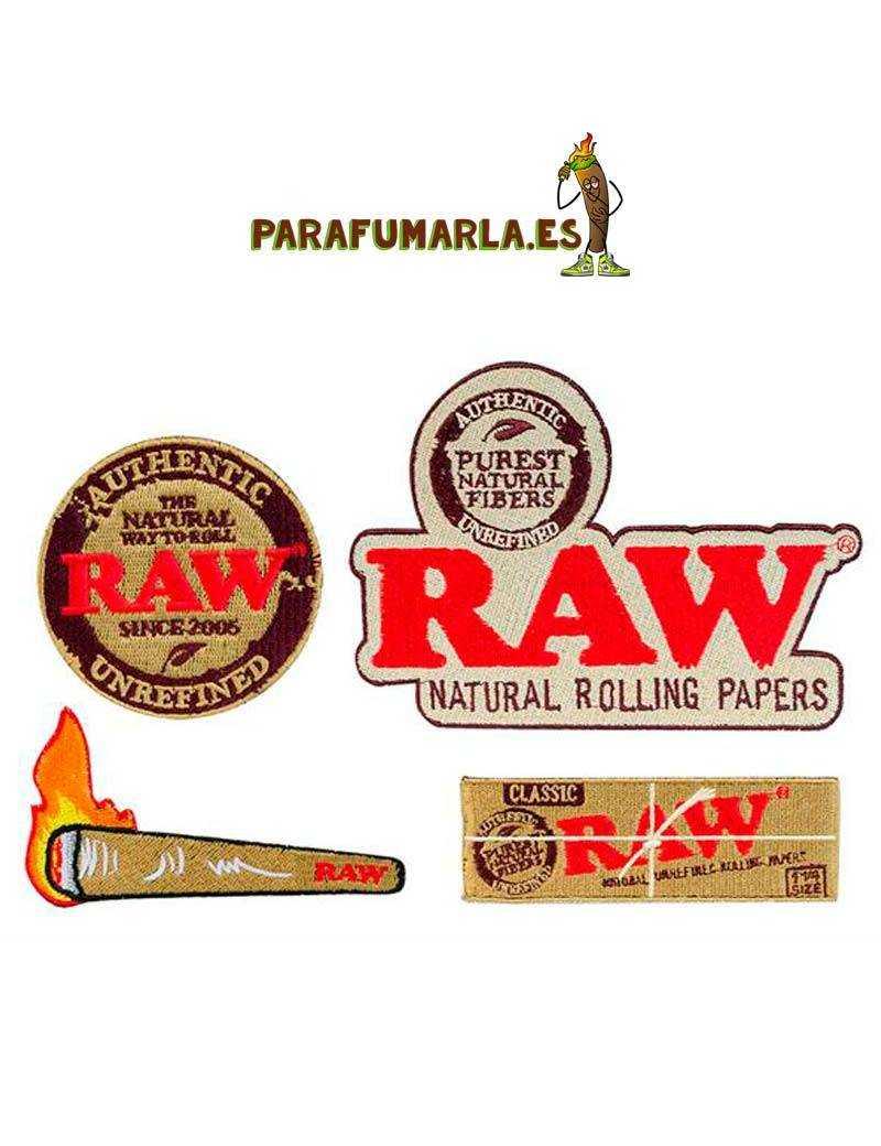 parches de raw