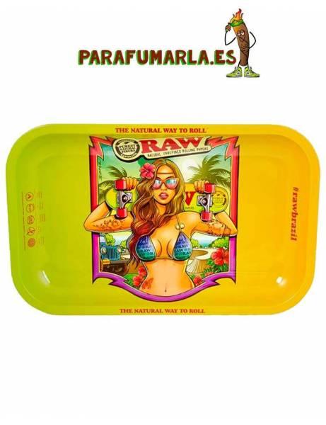 Bandeja RAW Brazil 2a edición.