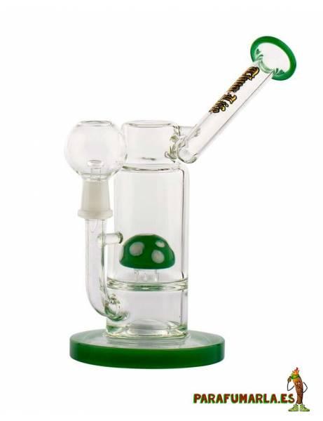 Bong TL 23cm seta verde
