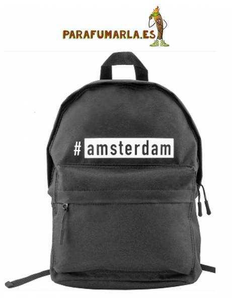 Mochila Amsterdam negra