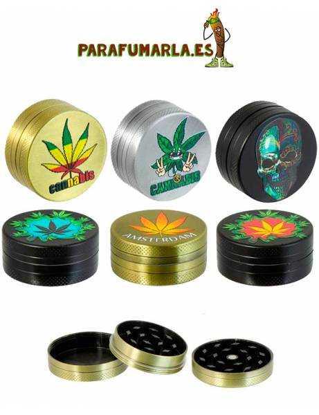 Grinder weed mix 3p