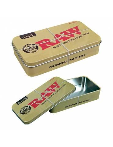 caja raw metal