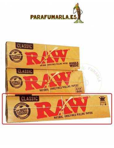 raw king size