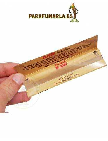 papel raw largo