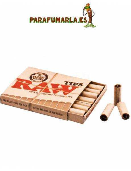 raw tips pre enrolladas