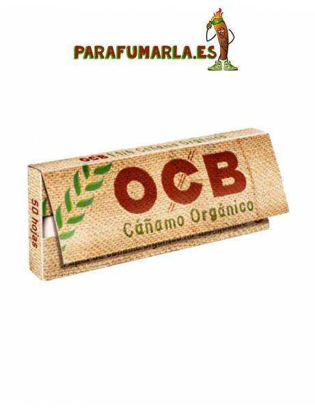 ocb cáñamo orgánico