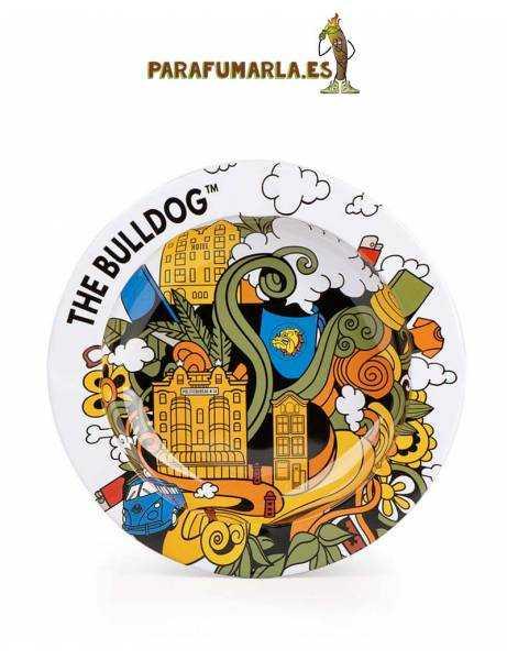 "Cenicero The Bulldog ""White Amsterdam"""