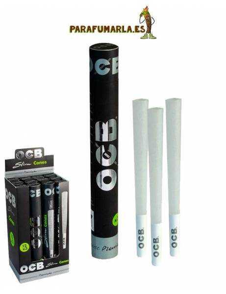 Pack 3 conos KS OCB premium