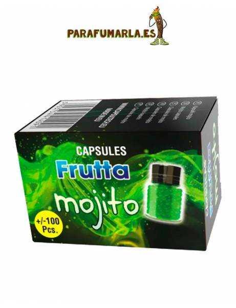 capsulas sabor mojito para tabaco