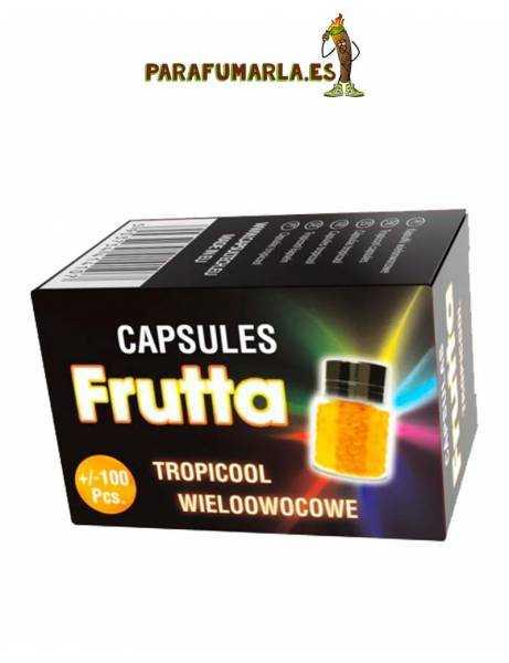 capsulas sabor tropicool