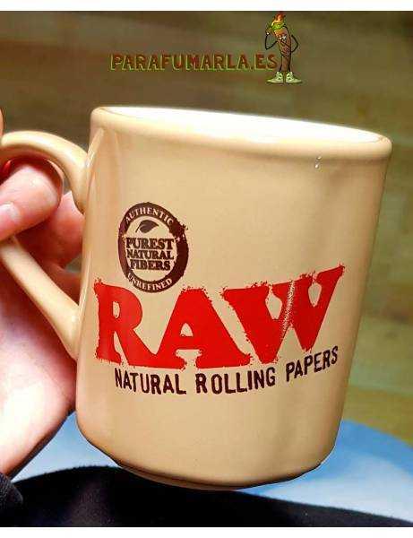 taza raw café