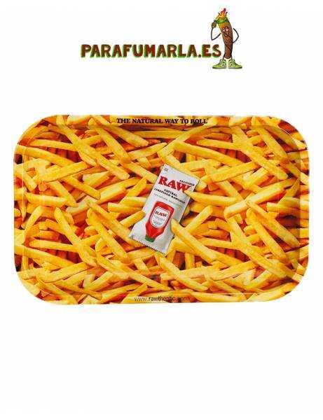 "Bandeja RAW ""French Fries"""