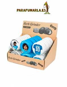 Grinder Maradona. 3pcs