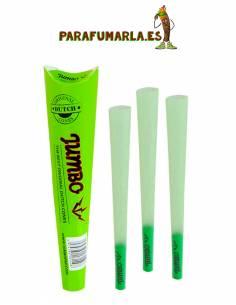3x Conos Jumbo KS verdes