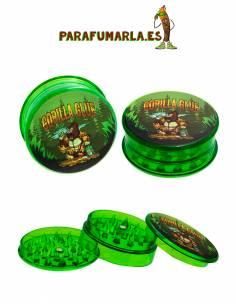 Grinder de plástico Gorilla Glue. 3pcs