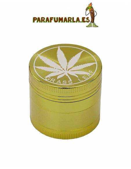 grinder grass leaf