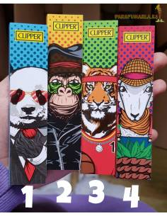 Papel + Tips Cool Animals