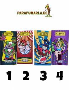 Papel Clipper +Tips Circus