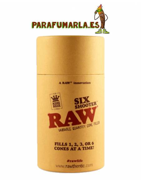 raw six shooter king size