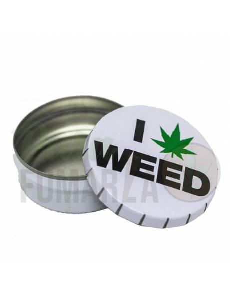 """Click clack """"I weed"""""""