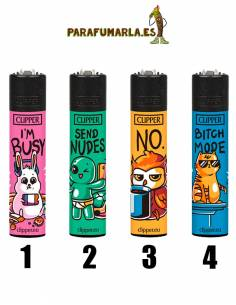 Clipper frases animales