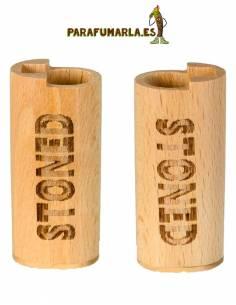 """Funda Clipper """"stoned"""" madera."""