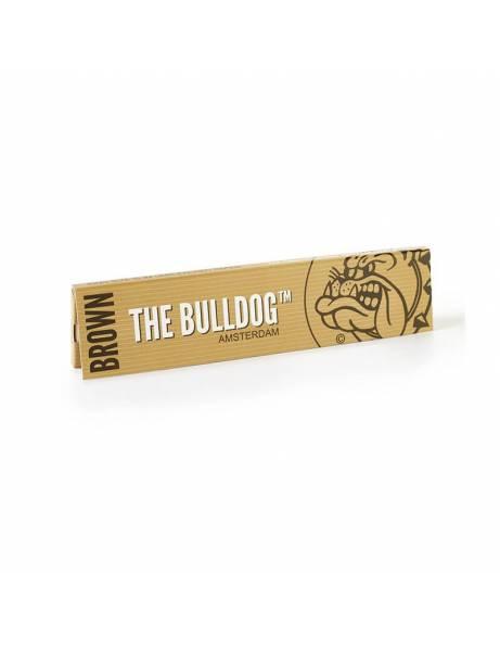 Papel bulldog brown king...