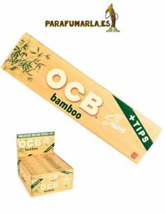 OCB bamboo King Size + Filtros