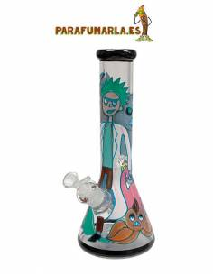 "Bong Rick y Morty ""Rick"" 33cm."
