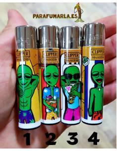 Clipper Alien Summer