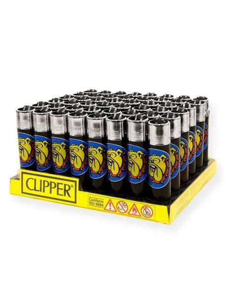 Clipper Bulldog Amsterdam negro.