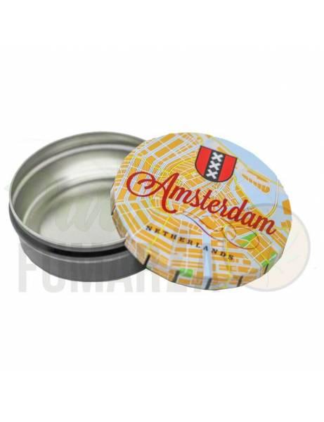 """Click clack """"Amsterdam mapa""""."""
