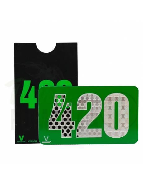 """Grinder Card """"420""""."""