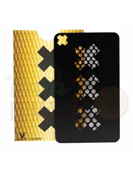 """Grinder card """"XXX""""."""