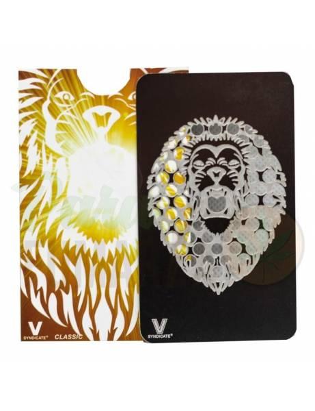 "Grinder Card ""León""."